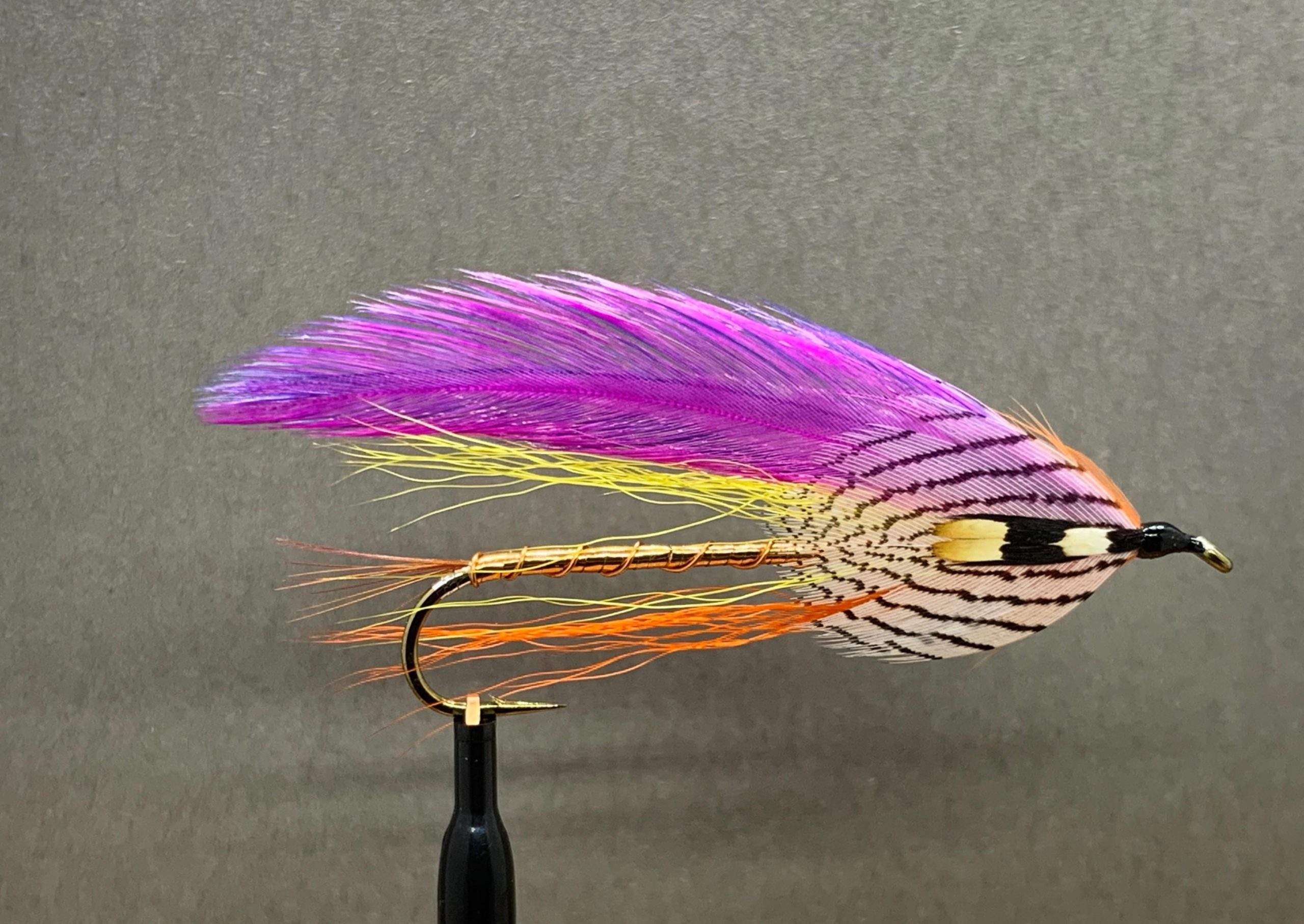 Indian Puddle Streamer an Ed Bendl and Mike Martinek Pattern