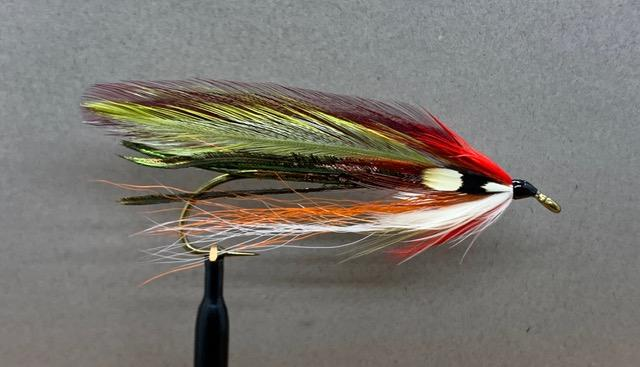 September Witch is a Mike Martinek fly pattern