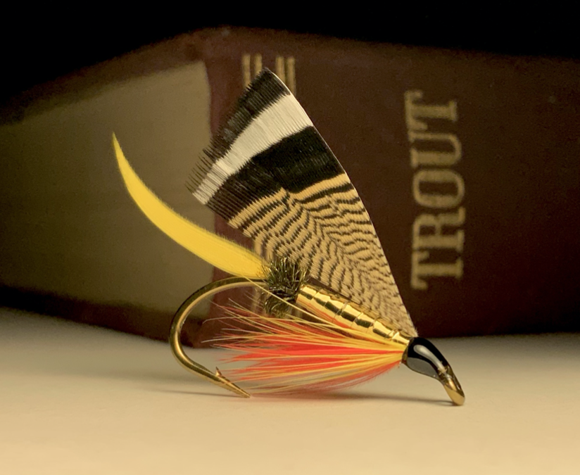 The Tomah Jo, the Favorite Fly of a Maine Indian Guide – By Fred Klein