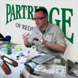 Dave Wiltshire Partridge of Redditch Pro Team member